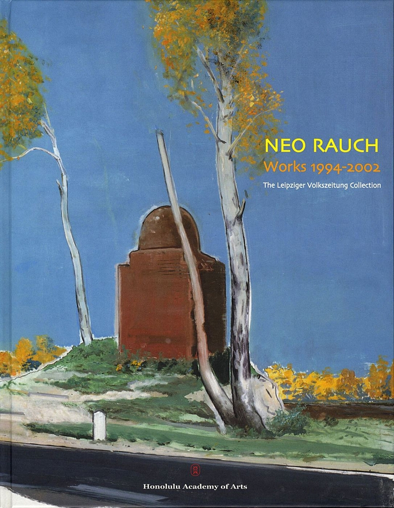 Neo Rauch: Works 1994-2002 - The Leipziger Volkszeitung Collection [SIGNED