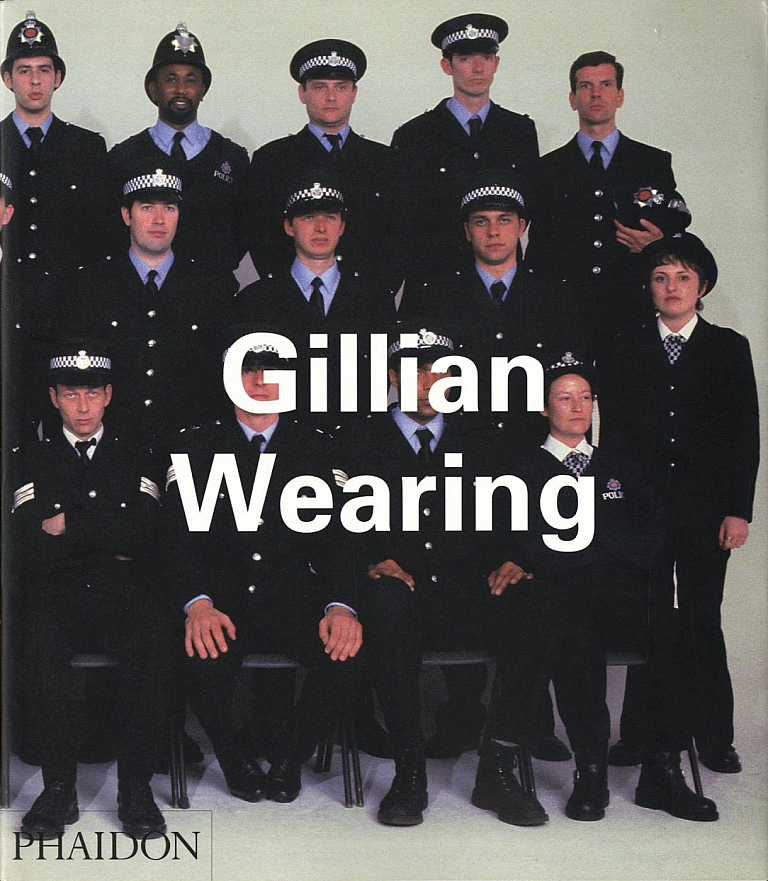 Gillian Wearing (Phaidon)