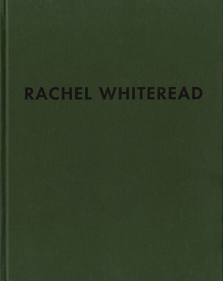 Rachel Whiteread: Skulpturen / Sculpture