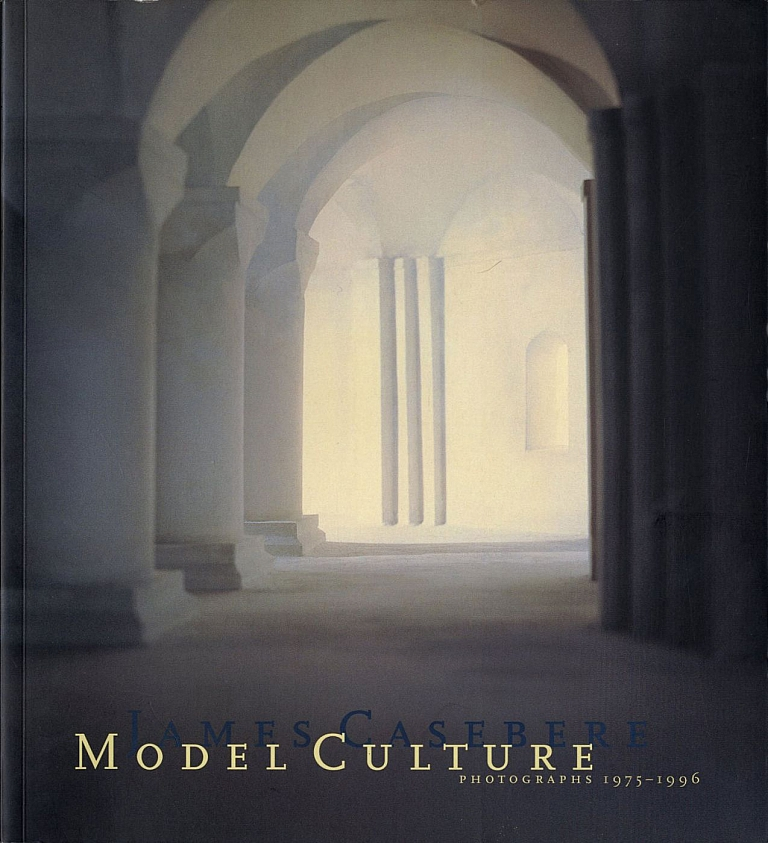 James Casebere: Model Culture - Photographs 1975-1996