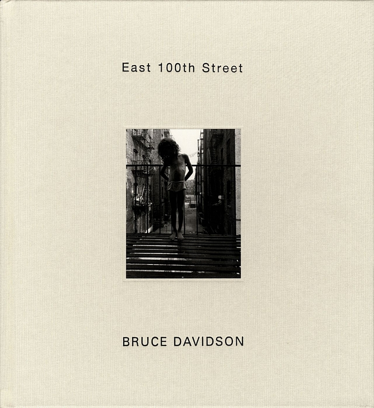 Bruce Davidson: East 100th Street (St. Ann's Press edition) [SIGNED