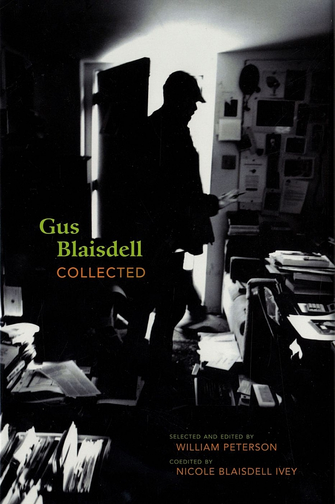 Gus Blaisdell Collected [SIGNED by William Peterson and Nicole Blaisdell Ivey