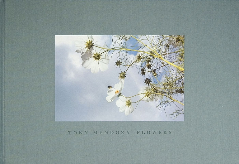 Tony Mendoza: Flowers [SIGNED