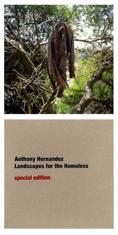 Anthony Hernandez: Landscapes for the Homeless, Limited Edition (with Print