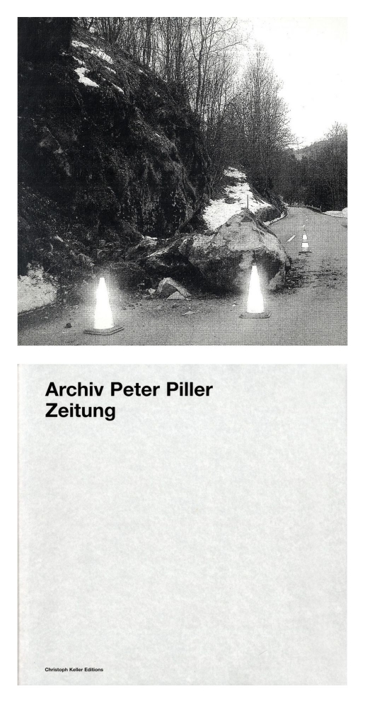 Archiv Peter Piller: Zeitung, Limited Edition (with Archival Pigment Print