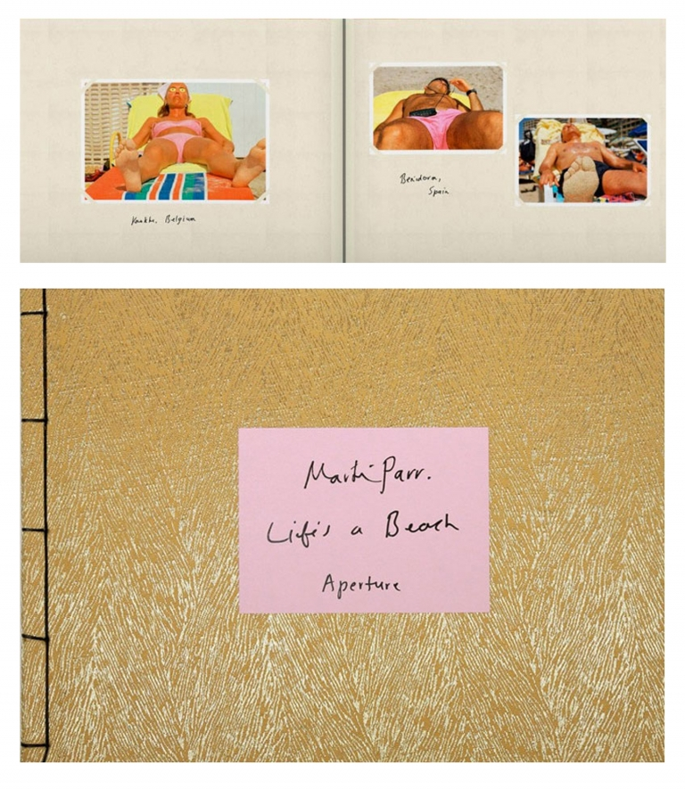 Martin Parr: Life's a Beach, Limited Edition [SIGNED