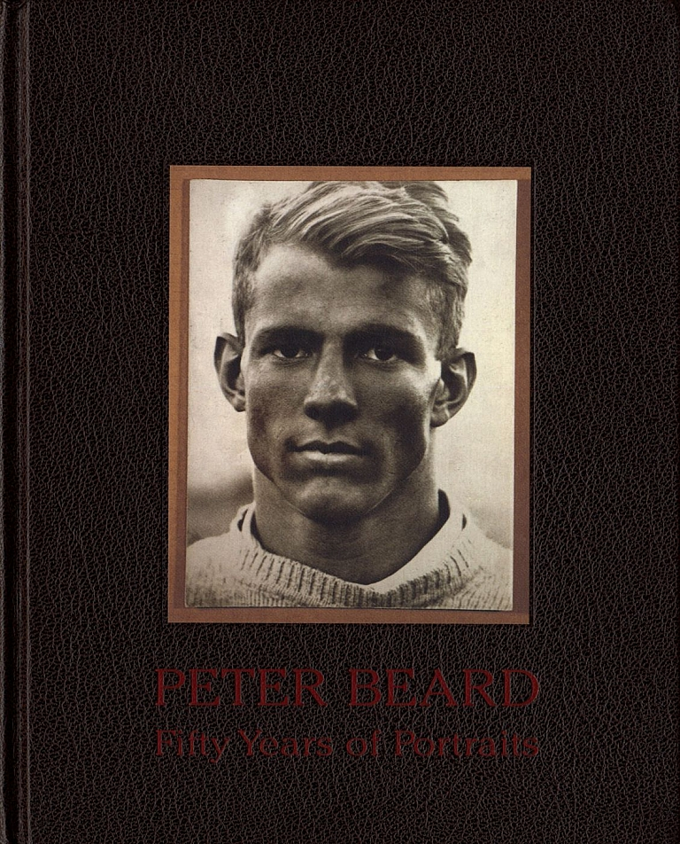 Peter Beard: Fifty Years of Portraits [SIGNED PRESENTATION COPY] (Includes additional ephemera)