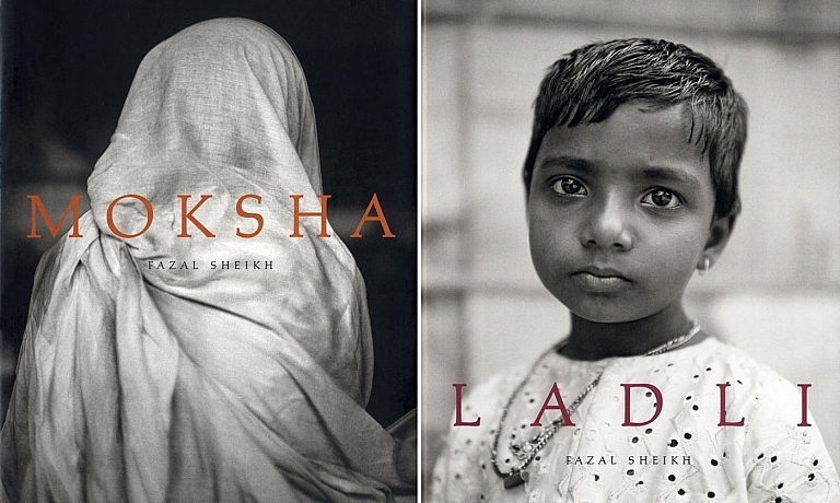 Fazal Sheikh: Set of Two Books: Moksha and Ladli [SIGNED]