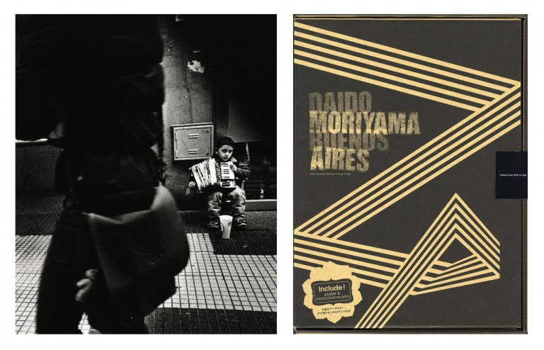 Daido Moriyama: Buenos Aires, Limited Edition (with Gelatin Silver Print