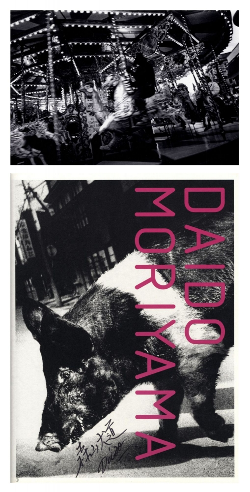 Daido Moriyama: Vintage Prints (Shine Gallery), Limited Edition (with Type-C Print) [SIGNED