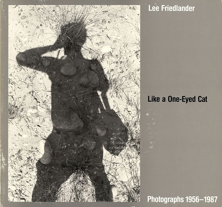 Like a One-Eyed Cat: Photographs by Lee Friedlander 1956-1987 (Soft ...