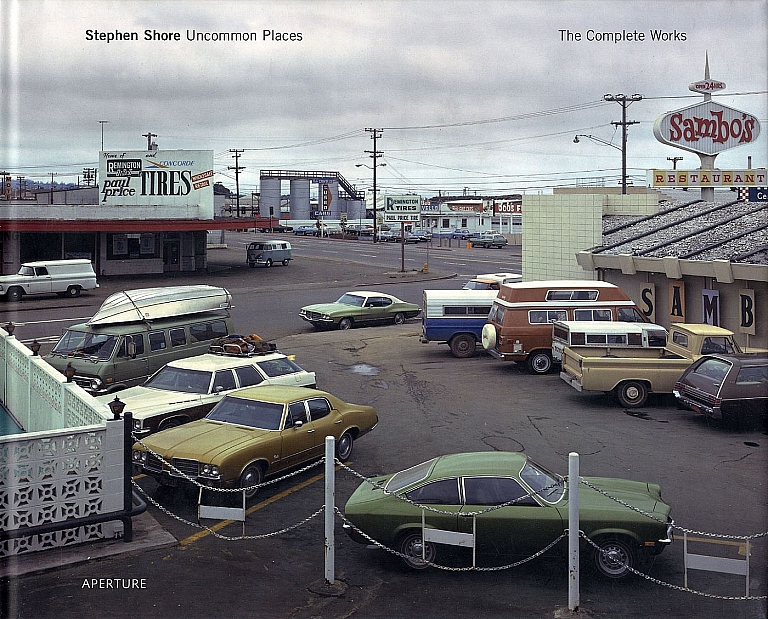 Stephen Shore: Uncommon Places, The Complete Works (First American Edition) [SIGNED]