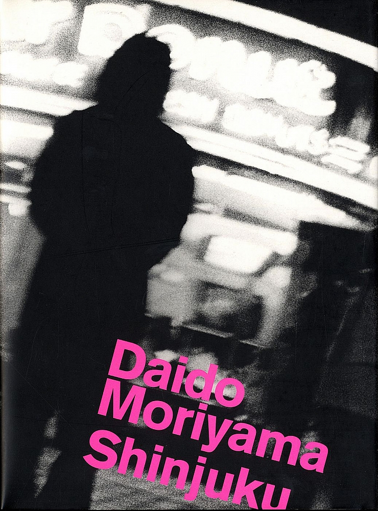 Daido Moriyama: Shinjuku, Limited Edition (First Edition) [SIGNED] [IMPERFECT]