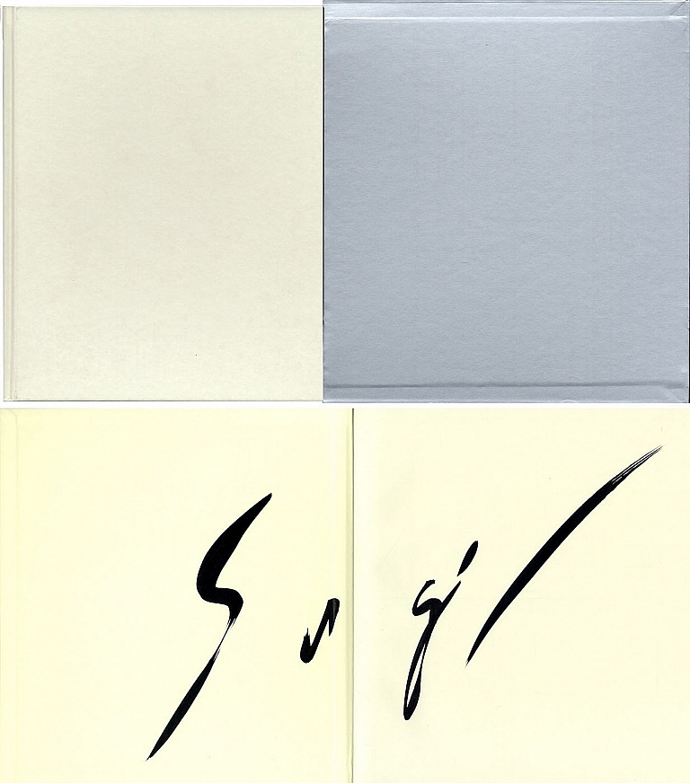 Hiroshi Sugimoto: Theaters [SIGNED in English with a calligraphy brush