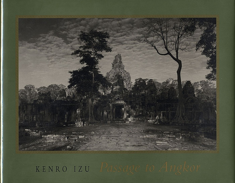 Kenro Izu: Passage to Angkor [SIGNED