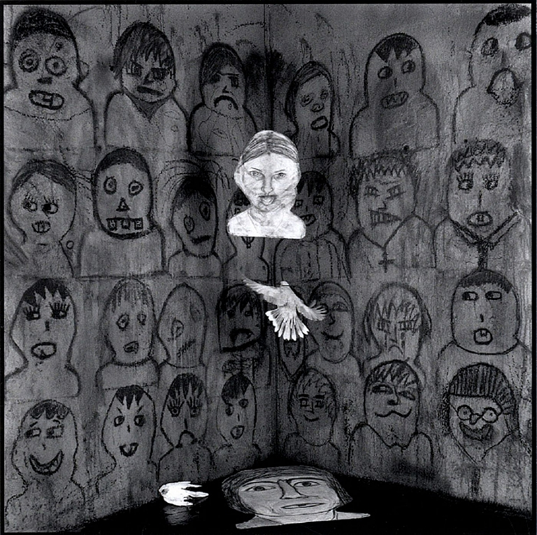 Roger Ballen: The Audience (One Picture Book #85), Limited Edition (with Print