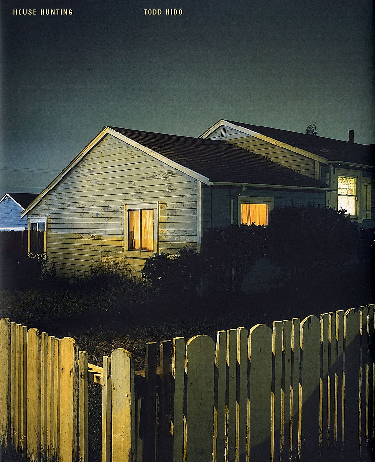 Todd Hido: House Hunting (First Printing) [SIGNED