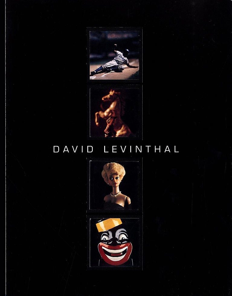 David Levinthal (Gerald Peters Gallery) [SIGNED