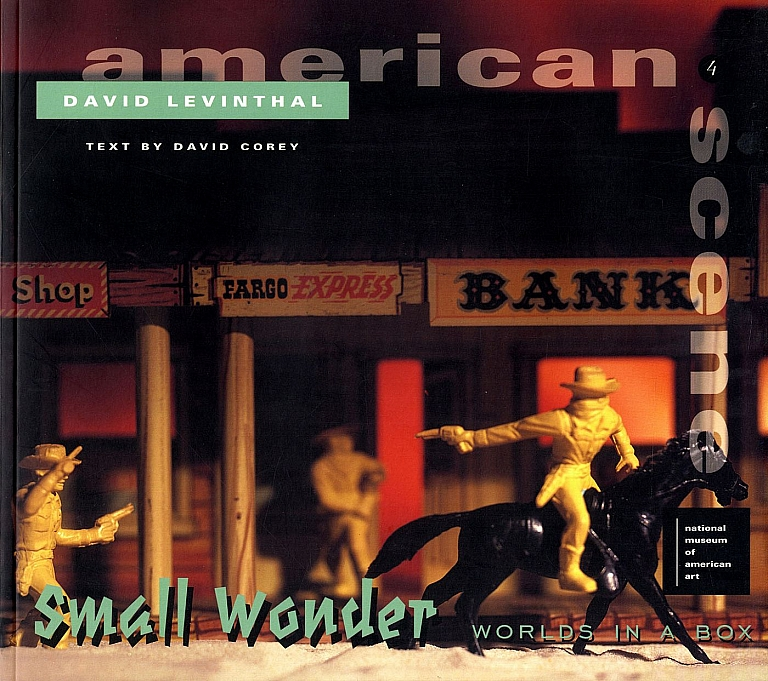 David Levinthal: Small Wonder: Worlds in a Box [SIGNED