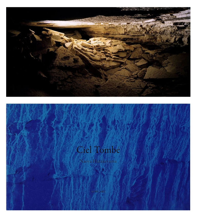 "Naoya Hatakeyama: Ciel Tombé, Limited Boxed Edition (with ""Quarry"" Print), and a copy of..."