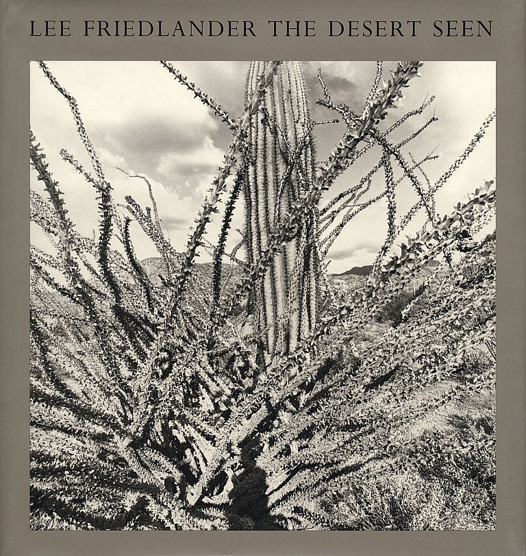 Lee Friedlander: The Desert Seen [SIGNED