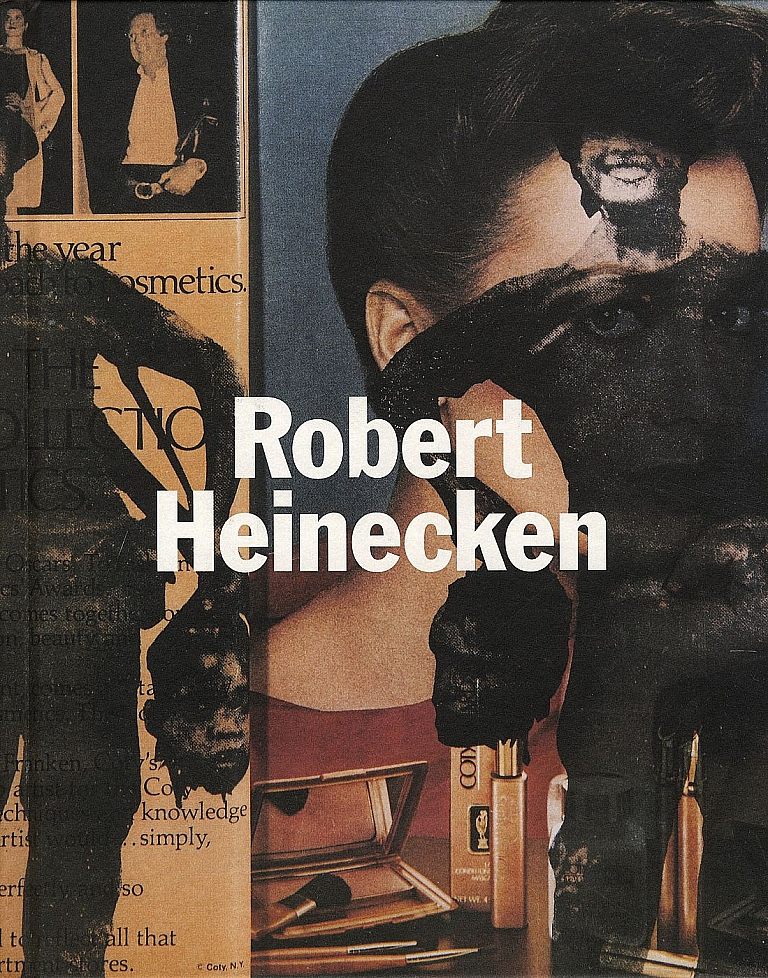 Robert Heinecken: Copywork [IMPERFECT]