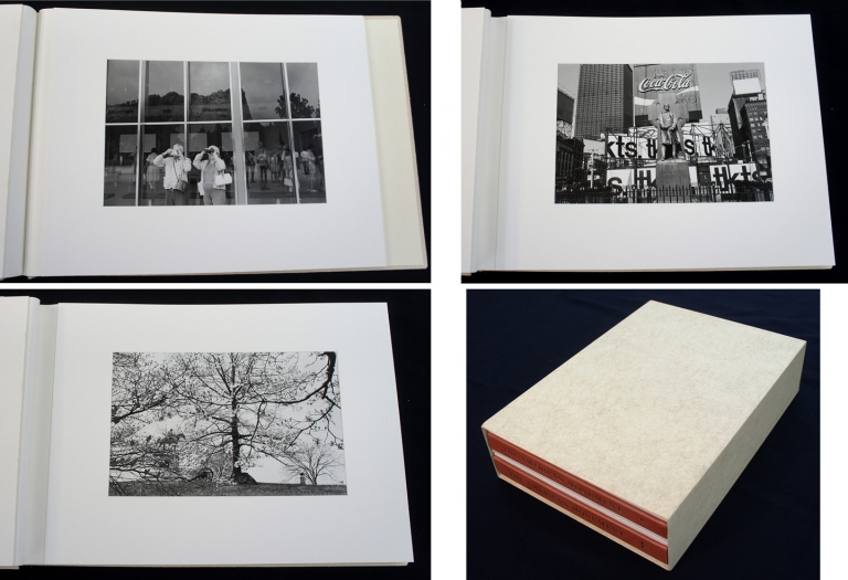 Lee Friedlander: The American Monument (Deluxe Limited Edition with 10 Vintage Gelatin Silver Prints
