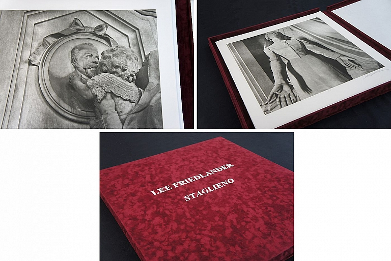 Lee Friedlander: Staglieno (Special Limited Edition Portfolio of 15 Photogravure Prints