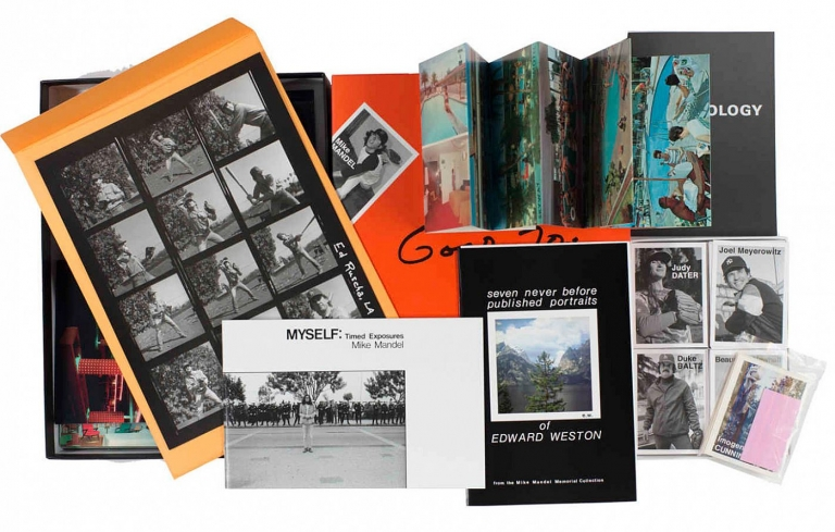 Mike Mandel: Good 70s (Includes Pack of 10 Vintage Photographer Baseball Cards) [SIGNED