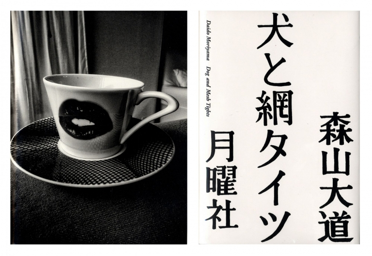 Daido Moriyama: Dog and Meshtights, Limited Edition (with Print Version B) [SIGNED