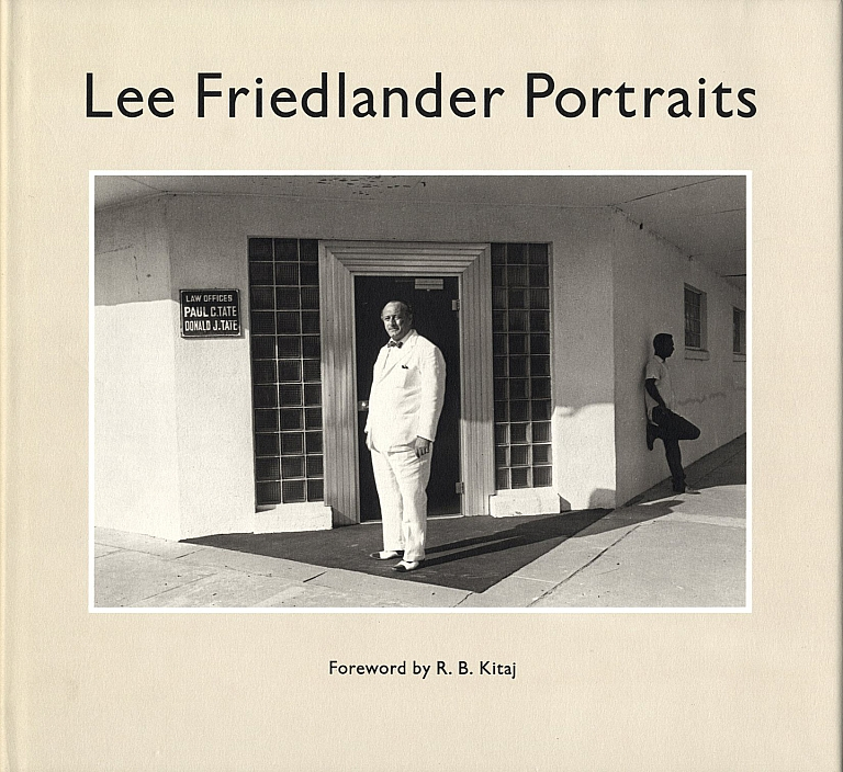 Lee Friedlander: Portraits [SIGNED