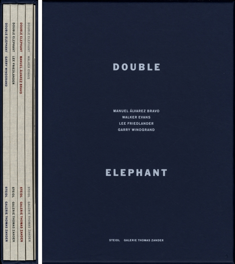 Double Elephant 1973-74: Manuel Álvarez Bravo, Walker Evans, Lee Friedlander & Garry...