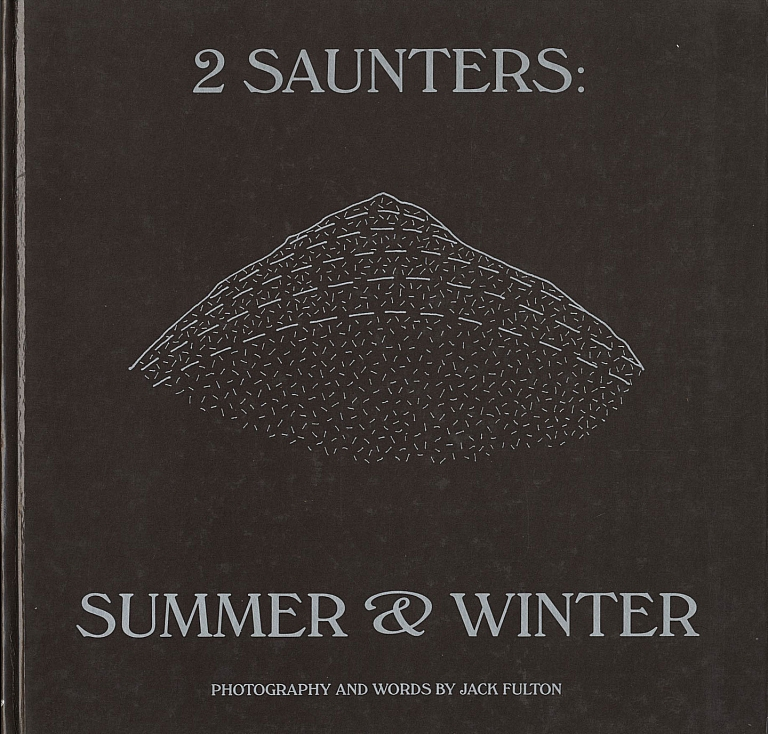 Jack Fulton: 2 Saunters: Summer & Winter 1978 [SIGNED