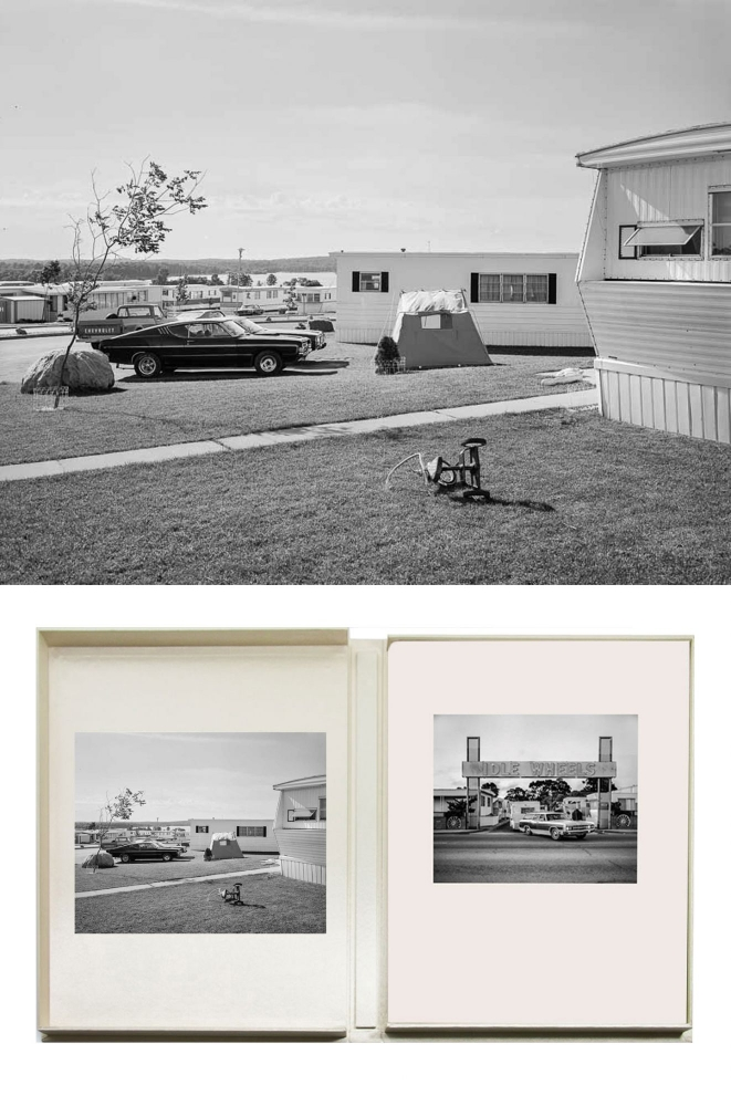 NZ Library #2: John Schott: Mobile Homes 1975-1976, Special Limited Edition (with Print Variant...