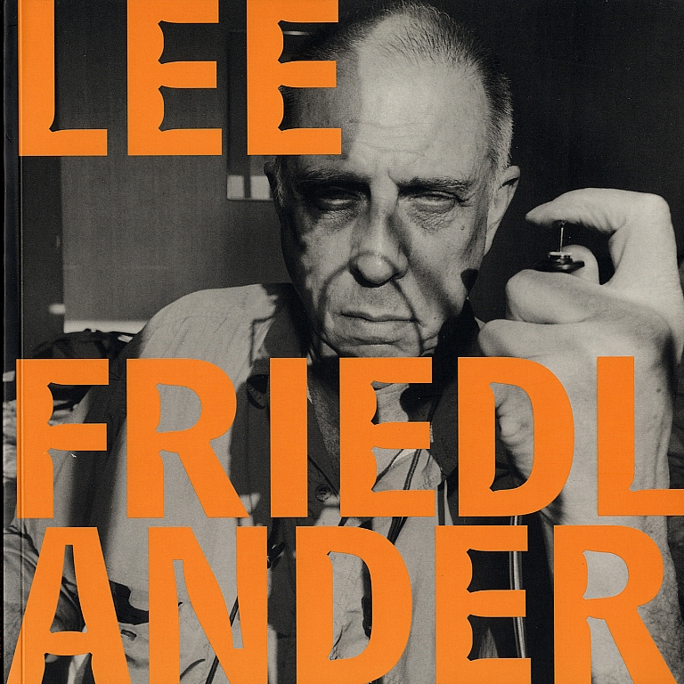 Lee Friedlander (Fraenkel Gallery, Soft Cover Trade Edition) [SIGNED