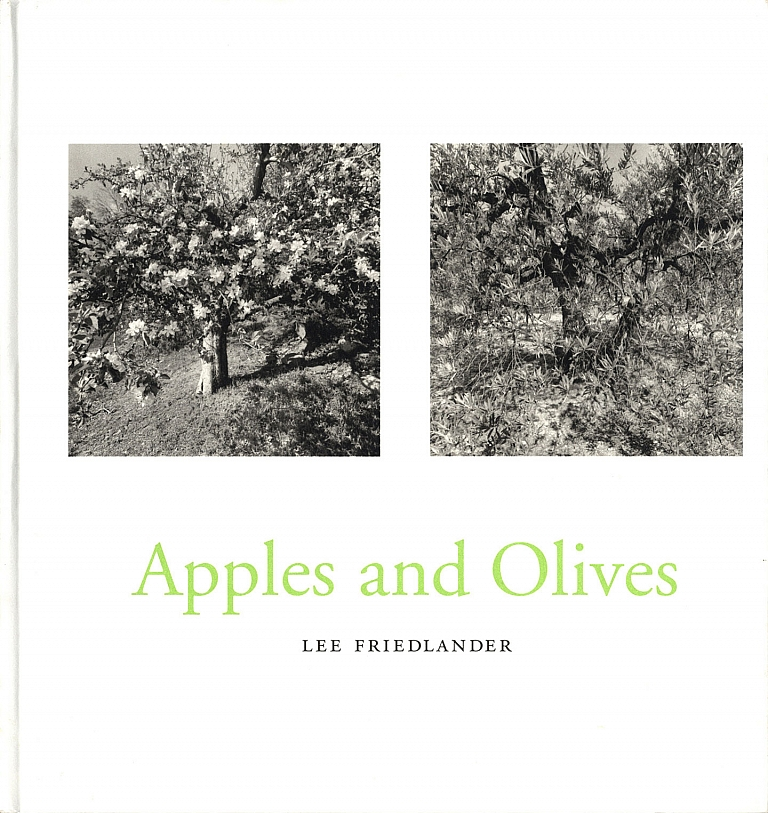Lee Friedlander: Apples and Olives [SIGNED
