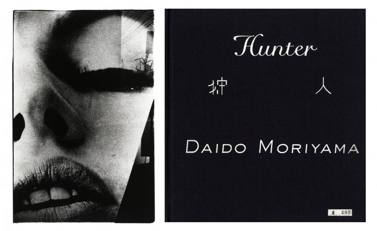 Daido Moriyama: Karyudo (Hunter: For Jack Kerouac), Limited Edition (with Print) [SIGNED