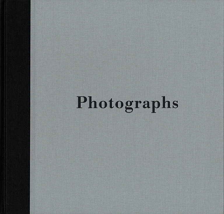 Jeff Wall: Photographs (The Hasselblad Award 2002) [SIGNED