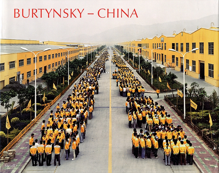 China: The Photographs of Edward Burtynsky (First Printing