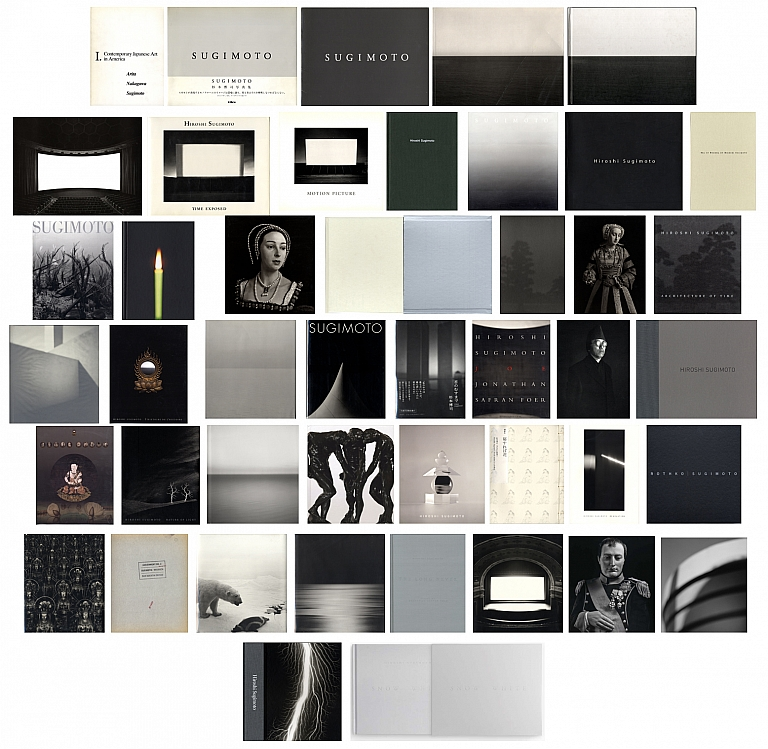 Hiroshi Sugimoto: A Near Complete Collection of 45 Books and Catalogues [All First Edition, First...