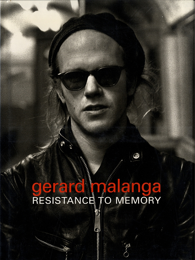 Gerard Malanga: Resistance to Memory, Portraits from the Seventies [SIGNED