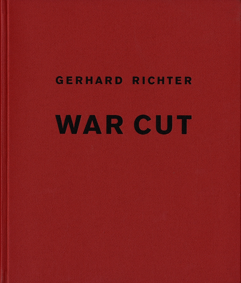 Gerhard Richter: War Cut, Limited Edition