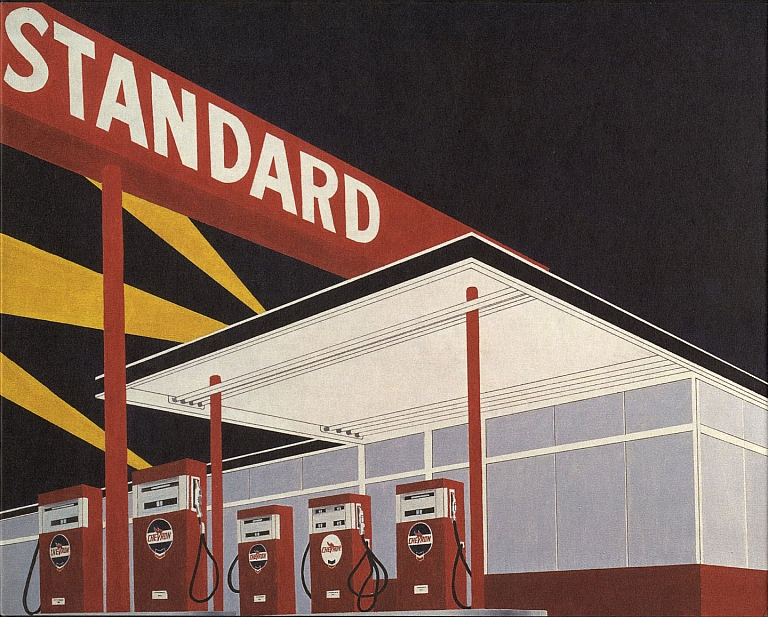 Ed Ruscha: Fifty Years of Painting [SIGNED