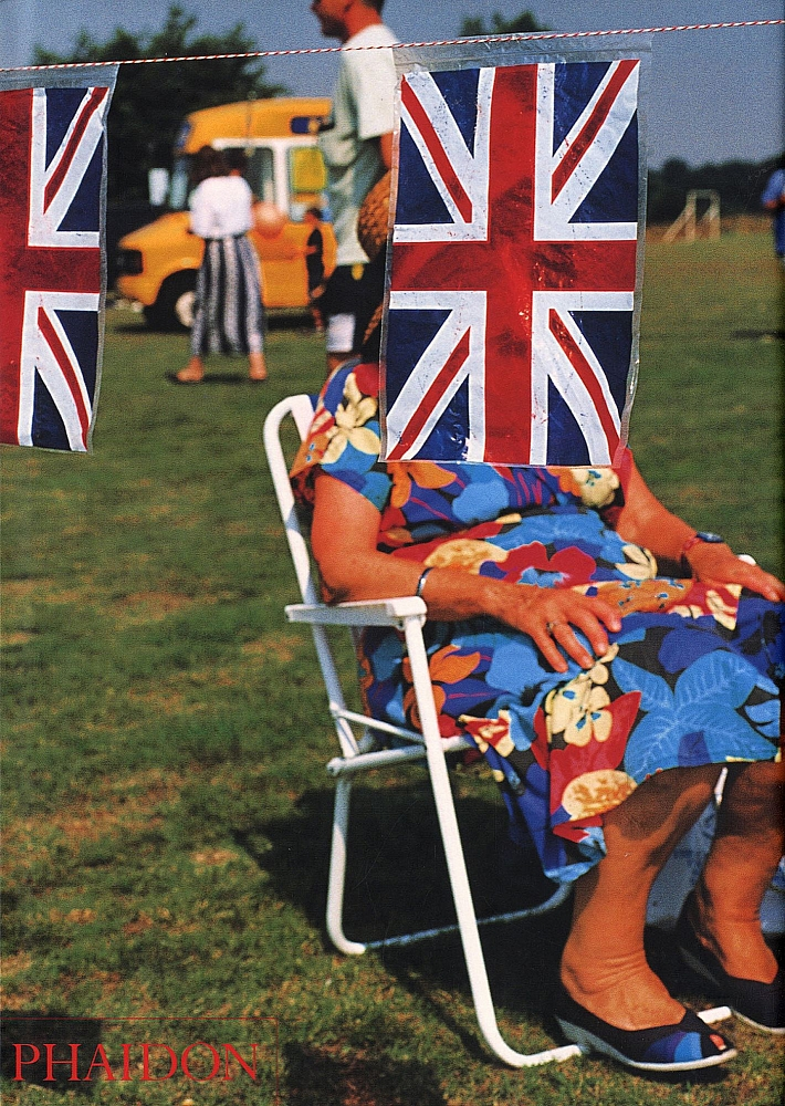Martin Parr: Think of England (First Edition) [SIGNED