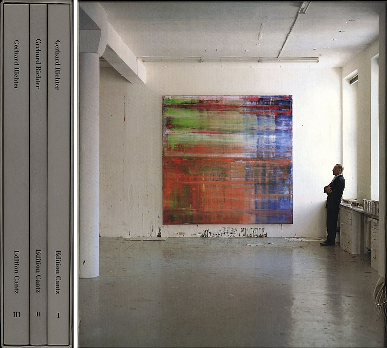 Gerhard Richter: Catalogue Raisonné 1962-1993 (Three Volumes, Hardbound