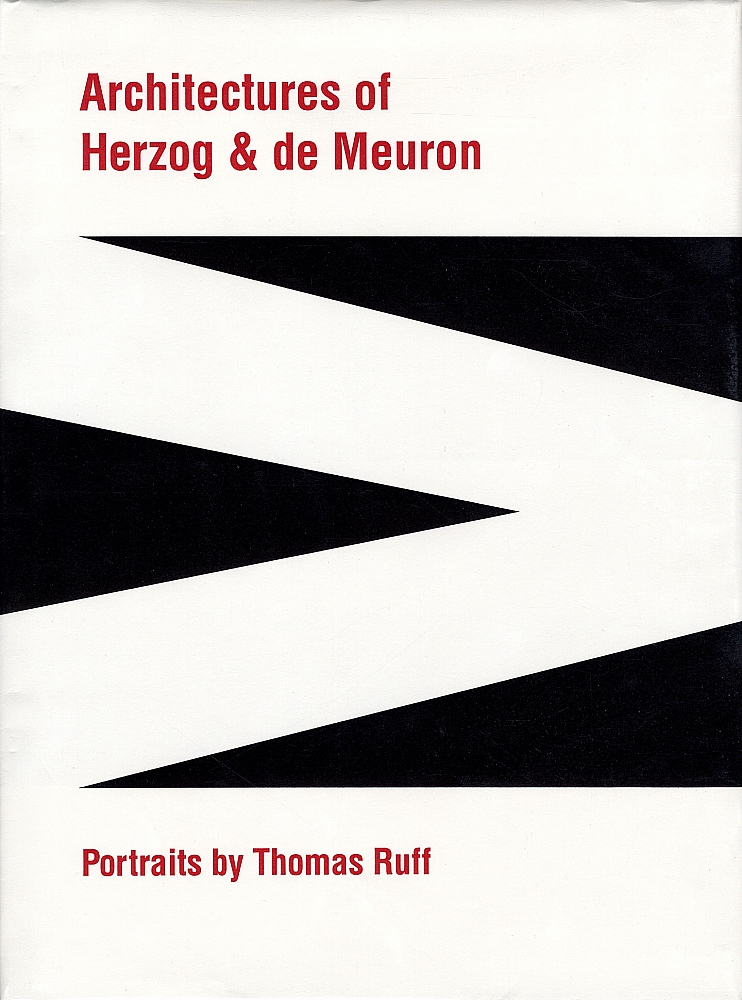 Architectures of Herzog & de Meuron: Portraits by Thomas Ruff