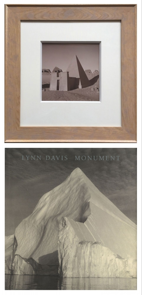 Lynn Davis: Monument, Limited Edition (with Framed Toned Gelatin Silver Print