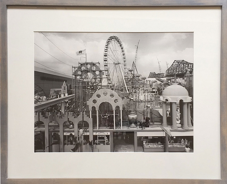 "Catherine Wagner: ""Louisiana World Exposition, Wonderwall, New Orleans, 1984,"" Limited Edition..."