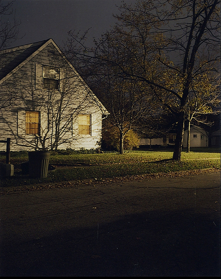 "Todd Hido: Taft Street (One Picture Book #6), Limited Edition (with ""Fall"" Print"