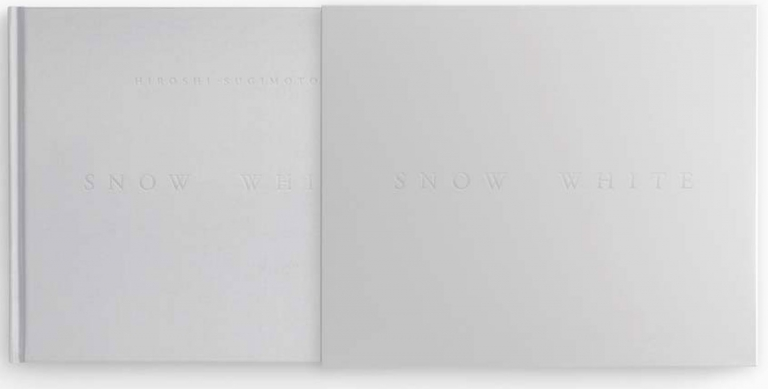 Hiroshi Sugimoto: Snow White, Limited Edition